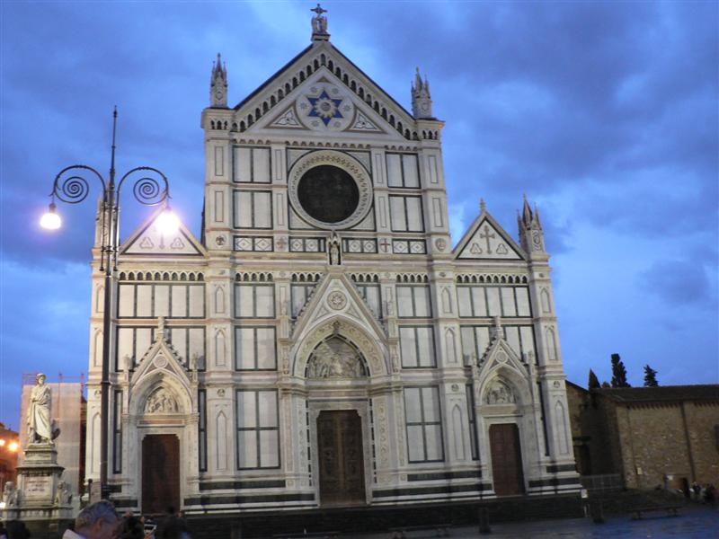 Church in Florence, Italy
