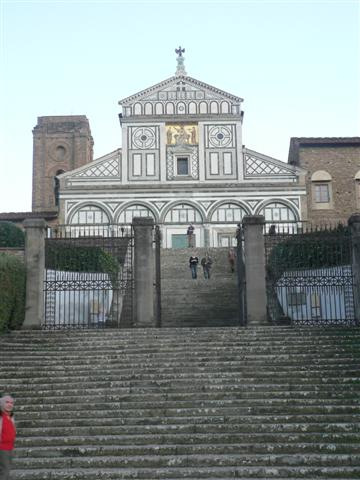 Another church in Florence
