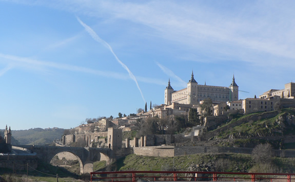 Toledo from the tram