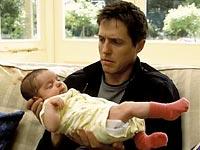 Hugh Grant in About a Boy