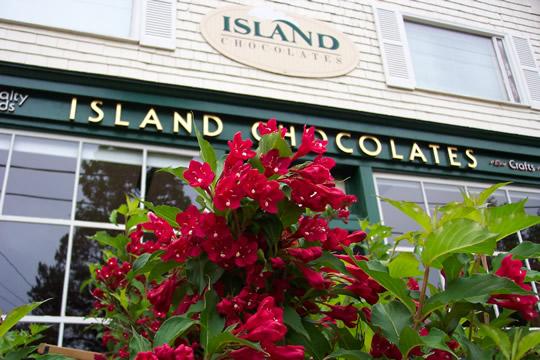 Island Chocolates, Victoria, PEI