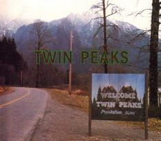 Twin Peaks TV opener