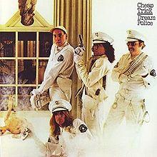 Cheap Trick Dream Police album cover