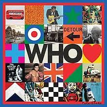 The Who album cover